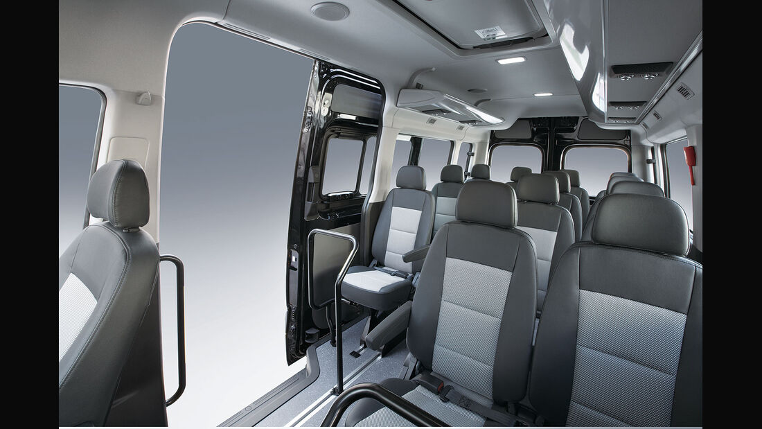 Hyundai H350 Transporter