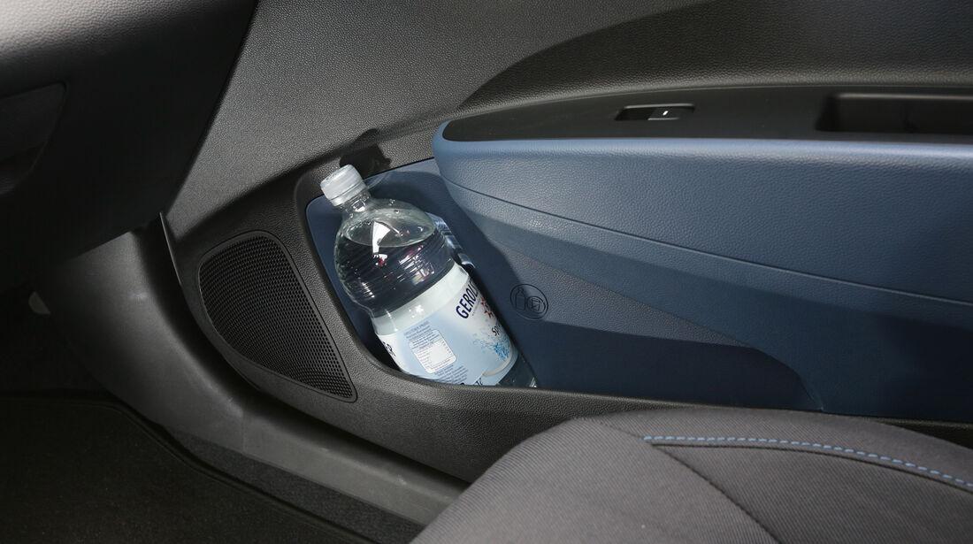 Hyundai I10 Blue 1.0, Ablagefach