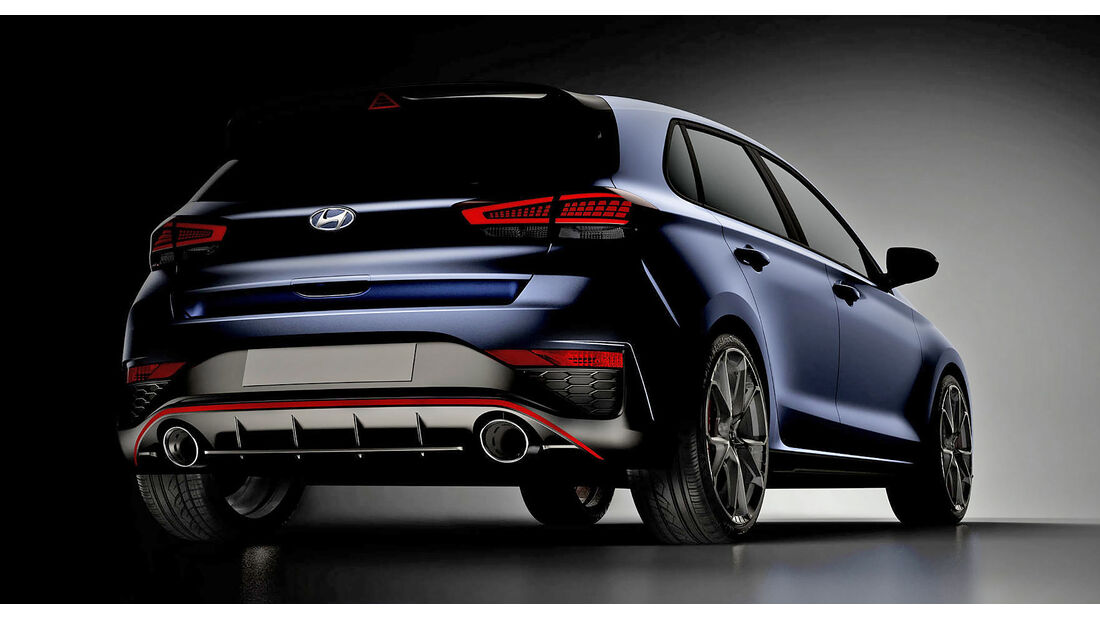 Hyundai I30N Teaser