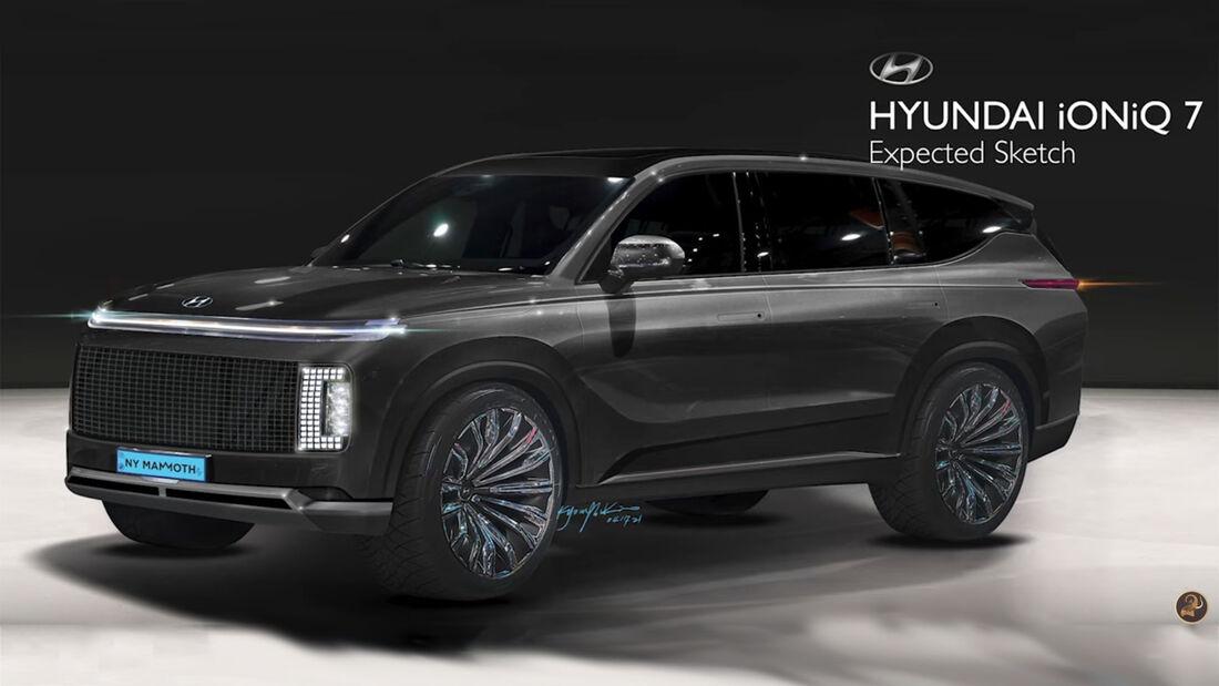 Hyundai Ioniq 7