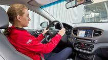Hyundai Ioniq Electric, Cockpit