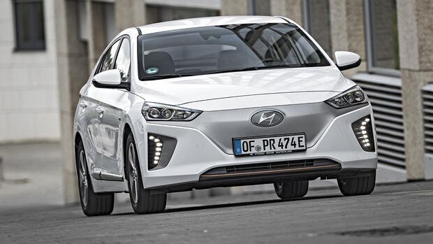 Hyundai Ioniq Elektro, Exterieur