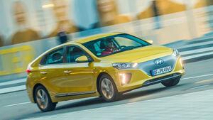 Hyundai Ioniq Elektro, Frontansicht