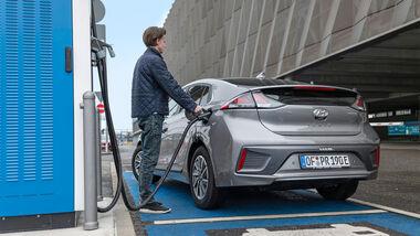 Hyundai Ioniq Elektro Test