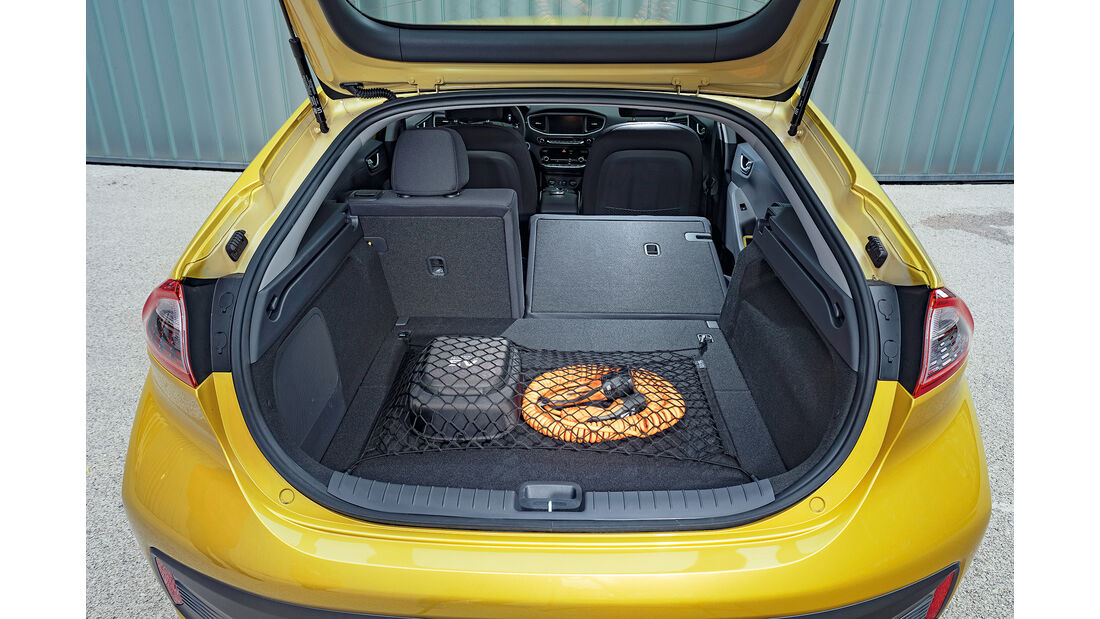 Hyundai Ioniq Kofferraum