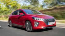 Hyundai Ioniq PHEV, Exterieur