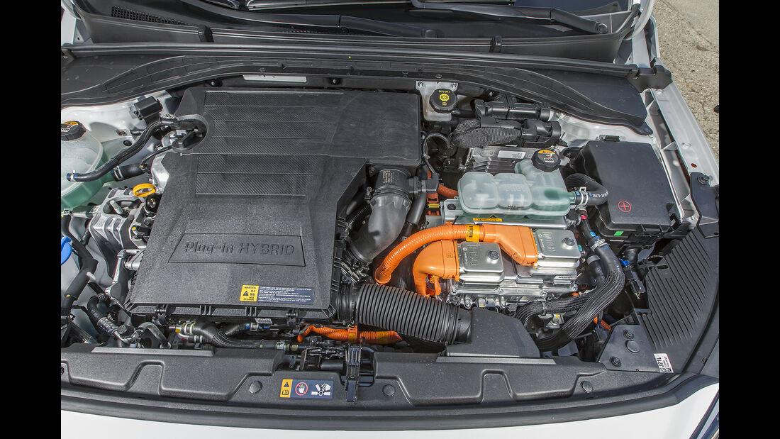 Hyundai Ioniq Plug-in-Hybrid, Motor