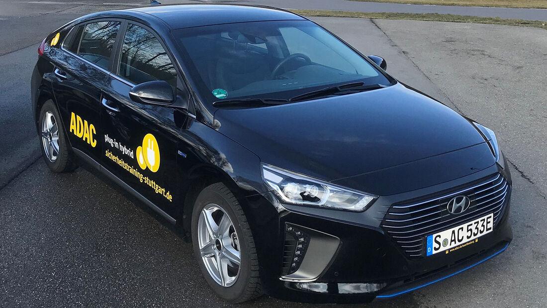 Hyundai Ioniq, Test ams 1520
