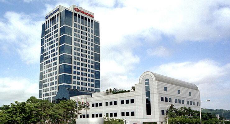 Hyundai Kia Zentrale Seoul