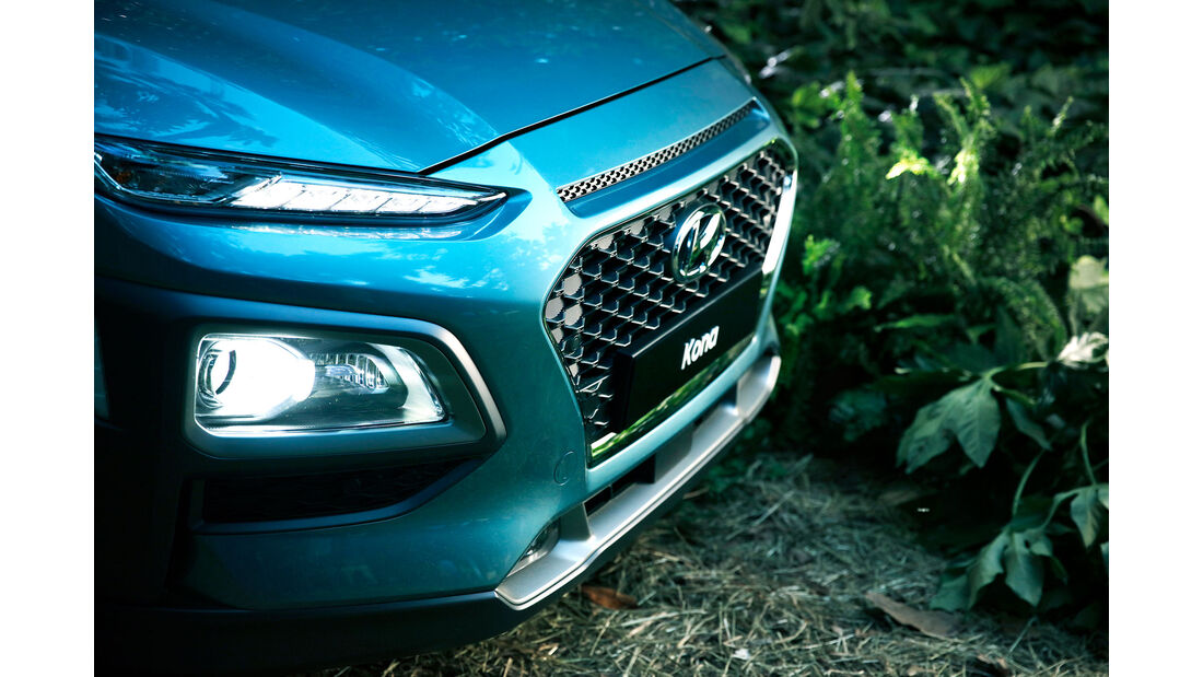Hyundai Kona