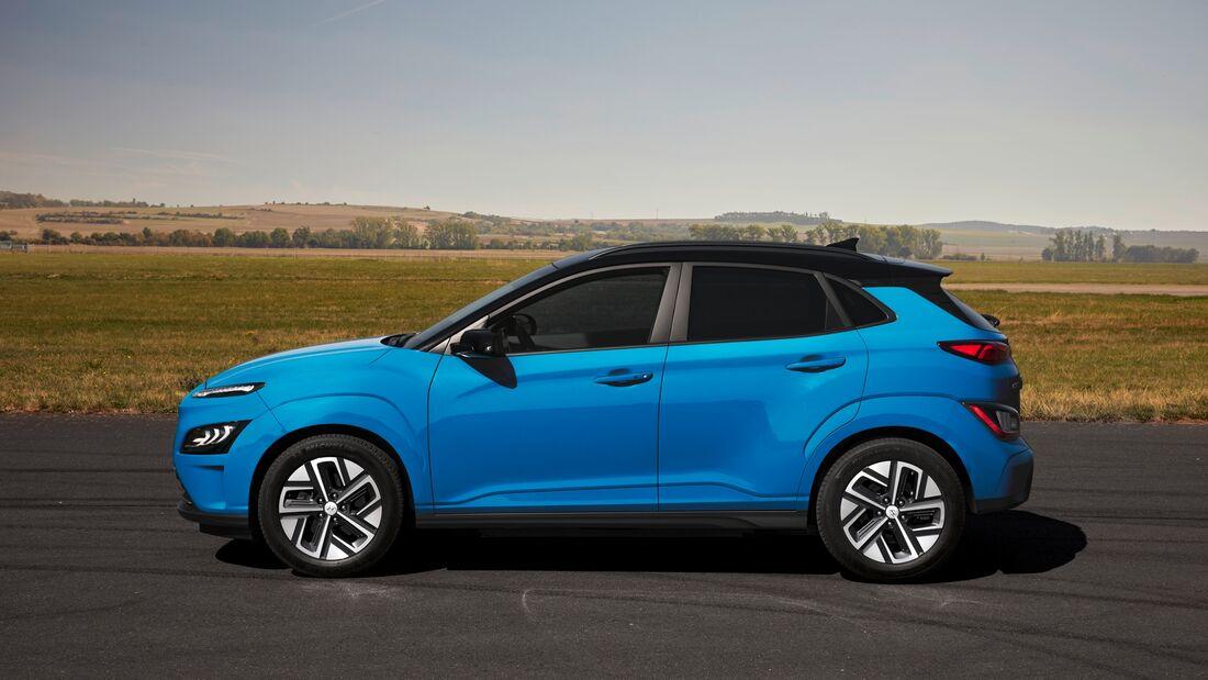 Hyundai Kona Elektro Facelift 2021 | AUTO MOTOR UND SPORT