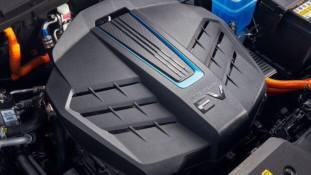 Hyundai Kona Electric Facelift 2021