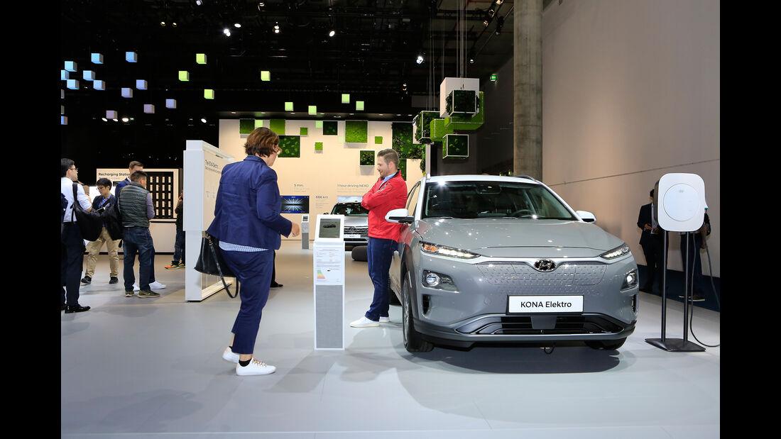 Hyundai Kona Electric, IAA 2019