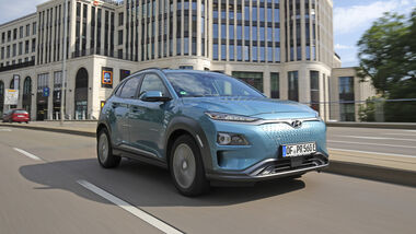 Hyundai Kona Elektro, Exterieur