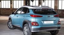 Hyundai Kona Elektro Heck