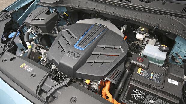Hyundai Kona Elektro, Motor