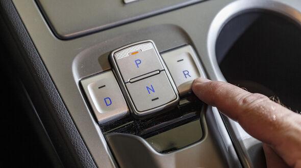 Hyundai Kona, Interieur