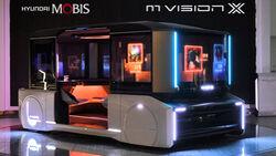 Hyundai Mobis M.Vision X