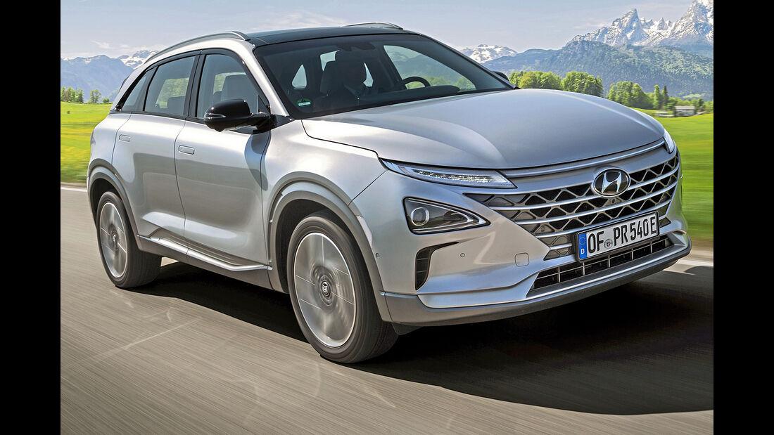 Hyundai Nexo, Best Cars 2020, Kategorie K Große SUV/Geländewagen