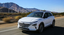 Hyundai Nexo, Brennstoffzelle