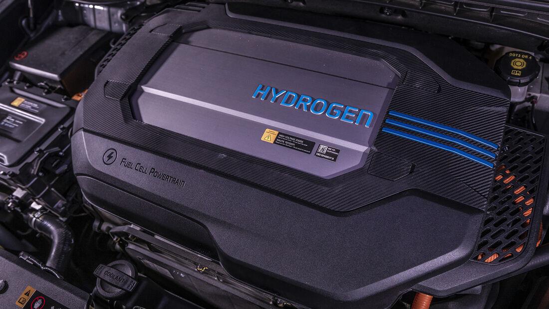 Hyundai Nexo, Motor