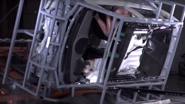 Hyundai Panoramaglasdach Airbag