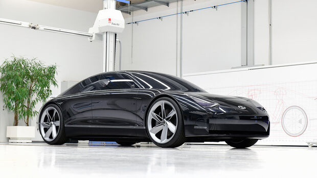 Hyundai Prophecy Concept Car