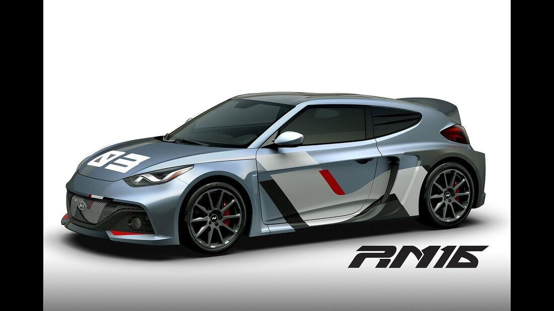 Hyundai RM16