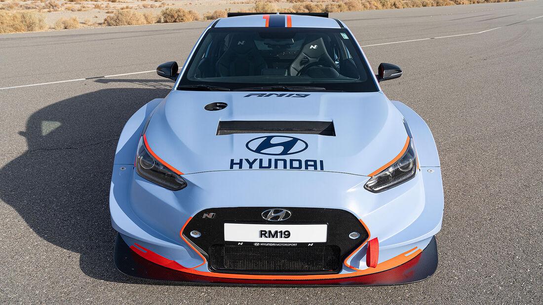 Hyundai RM19 Prototyp
