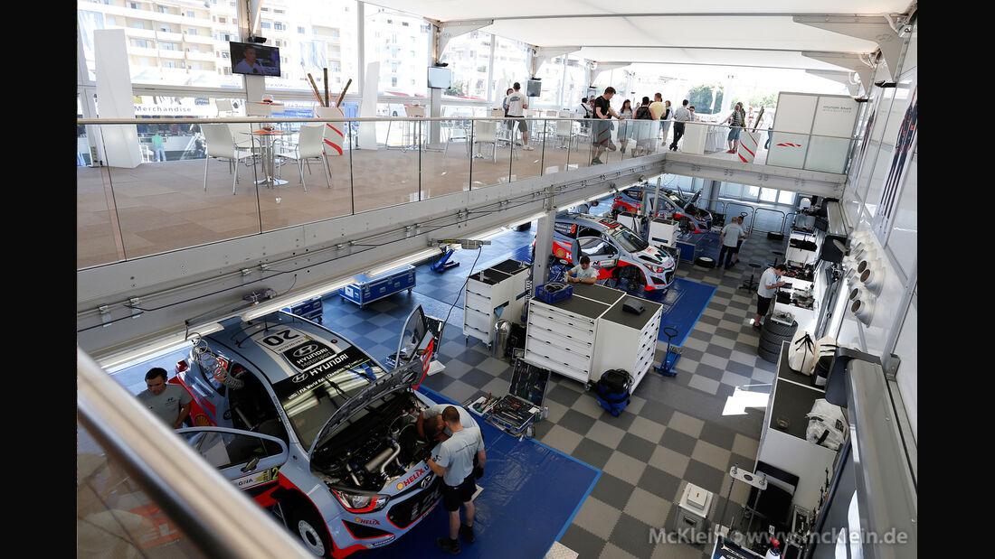 Hyundai - Rallye Sardinien 2014