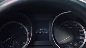 Hyundai Rear Occupant Alert