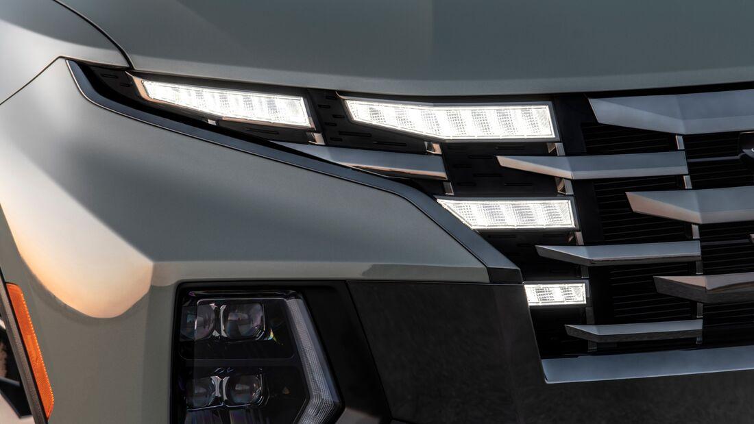 Hyundai Santa 2021 Cruz Premiere