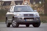 Hyundai Santa Fe 1. Generation 2005
