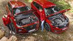Hyundai Santa Fe 2.2 CrDi 4WD Premium, Skoda Kodiaq 2.0 TDI 4x4 Sportline, Motor