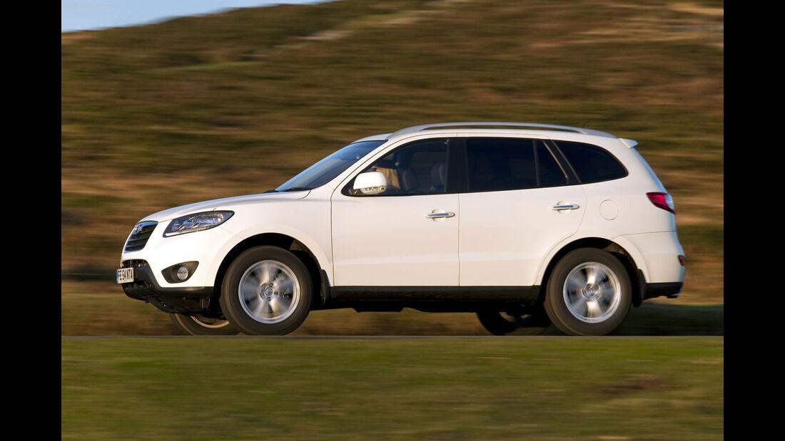 Hyundai Santa Fe Modelljahr 2007