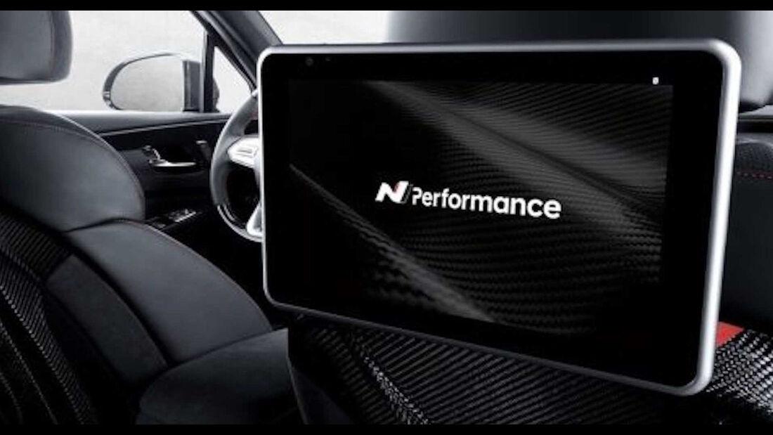 Hyundai Santa Fe N Performance Paket Korea