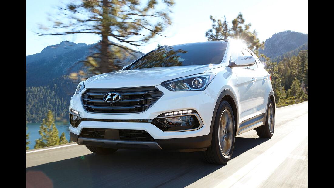 Hyundai Santa Fe Sport 2019 (US-Modell)
