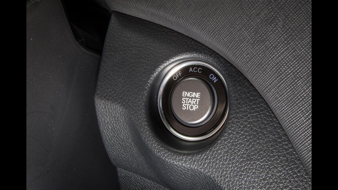 Hyundai Santa Fe, Start-Stopp-Automatik