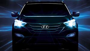 Hyundai Santa Fe ix45