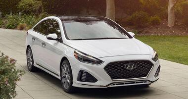 Hyundai Sonata 2019 (US-Modell)