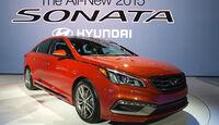 Hyundai Sonata New York 2014