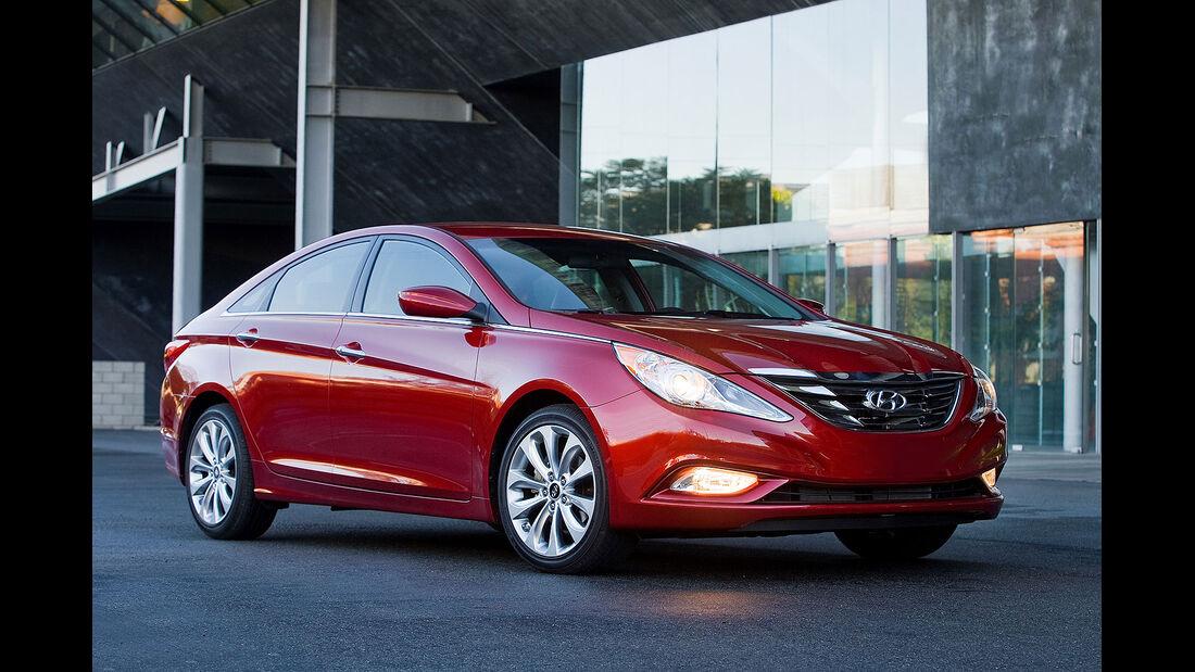 Hyundai Sonata USA 2013
