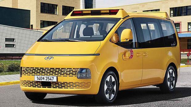 Hyundai Staria Kinder