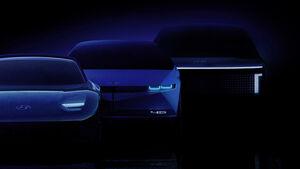 Hyundai Submarke Ioniq 5,6 ,7