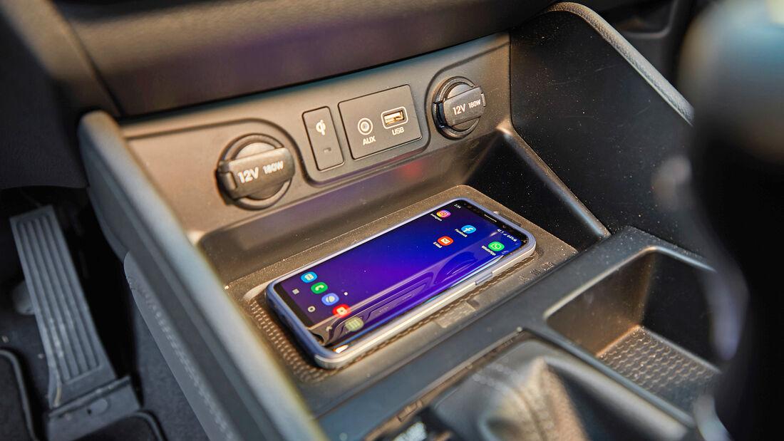 Hyundai Tucson 2.0 CRDi, Interieur
