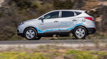 Hyundai Tucson Fuel Cell, Wasserstoff, Weltrekord, World Record