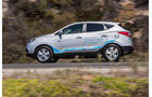 Hyundai Tucson Fuel Cell, Wasserstoff, Weltrekord, World Record