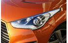 Hyundai Veloster 1.6 Turbo, Frontscheinwerfer