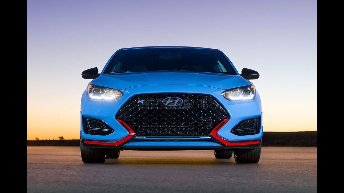Hyundai Veloster N 2018