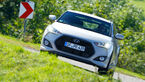 Hyundai Veloster Turbo, Frontansicht